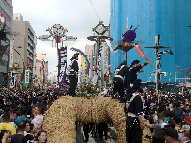 Naha Tug-of-War Festival