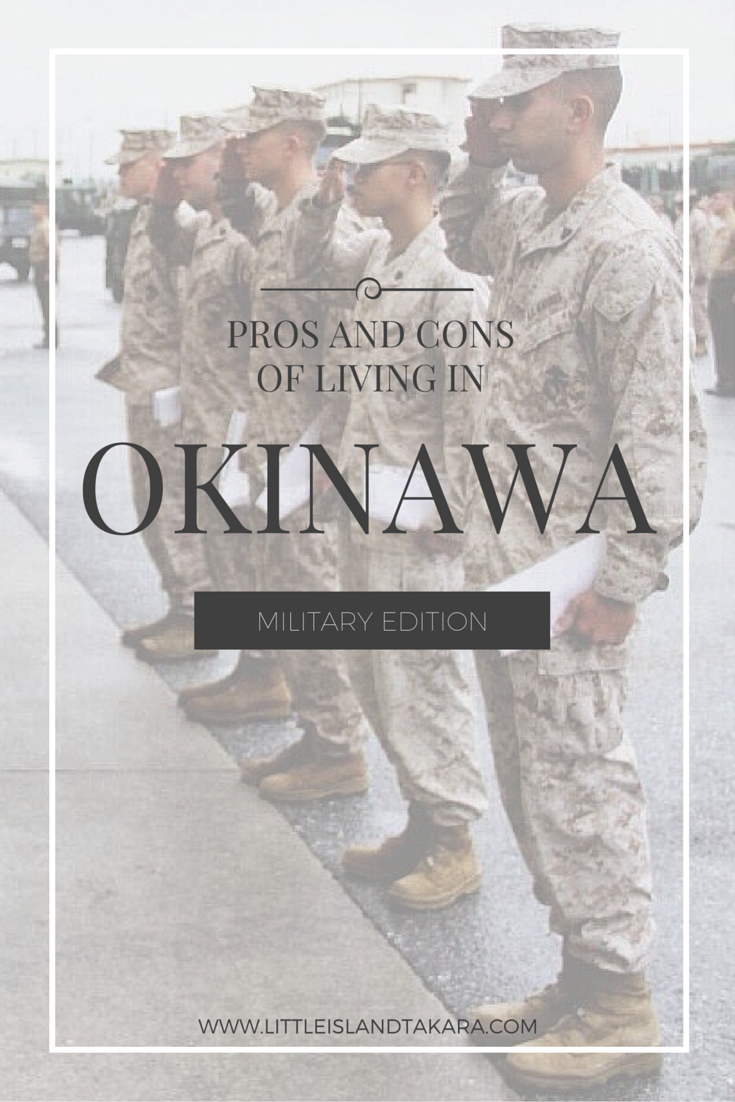 Pros and Cons of Living in Okinawa: Military Edition