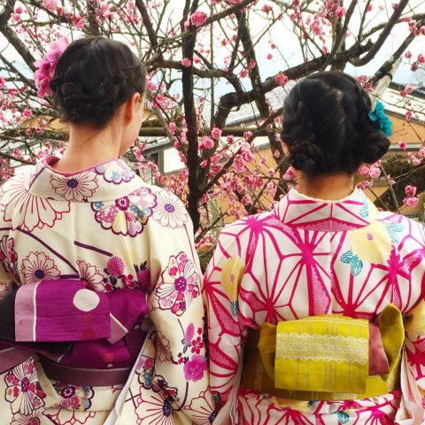 Why You Should Rent Kimonos in Kyoto