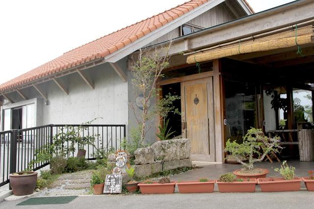 Cafe Doka Doka – Onna Village