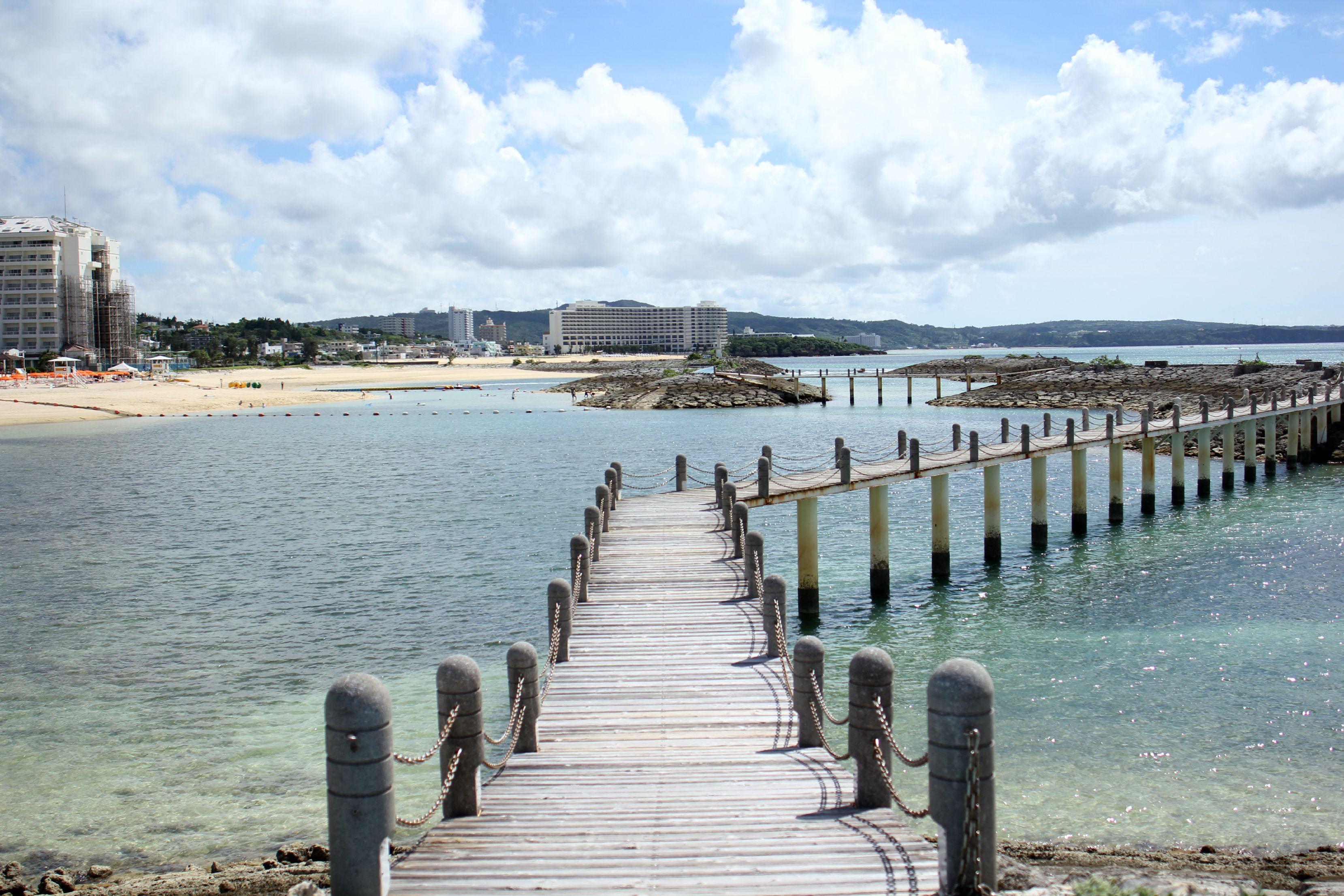 The Bridge at Sun Marina Beach
