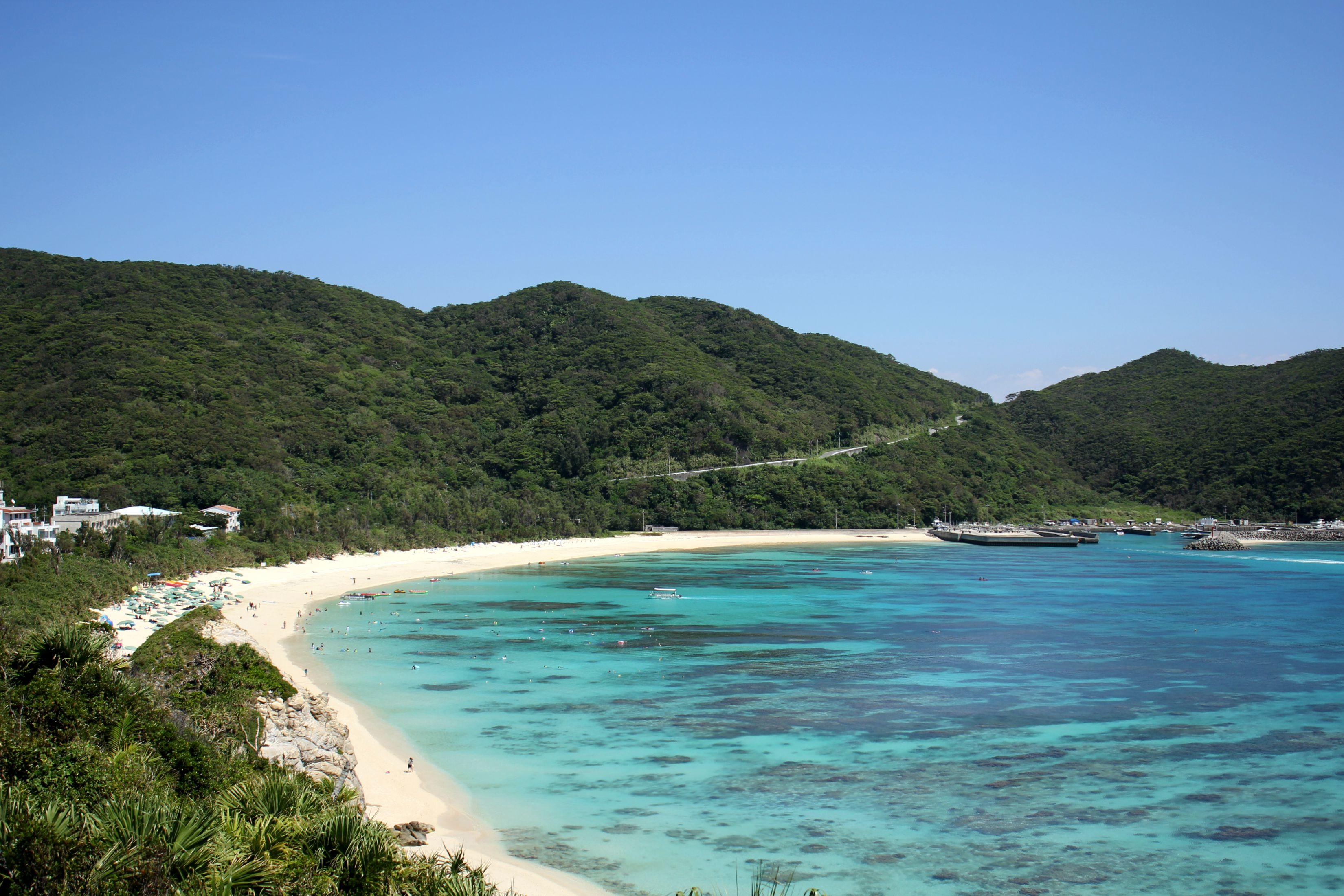 Kerama Islands: Tokashiki