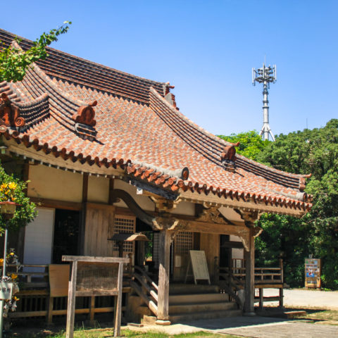Kin Kannon-ji Temple (金武観音寺)